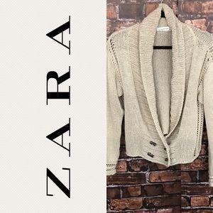 Zara Knit Chunky Sweater